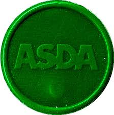 ASDA green token