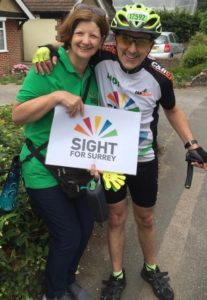 Come ride RideLondon 2020 for Sight for Surrey