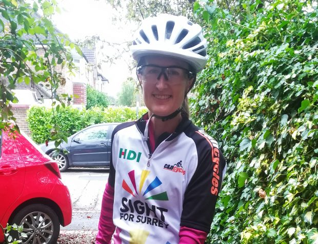 RideLondon 2020 for Sight for Surrey