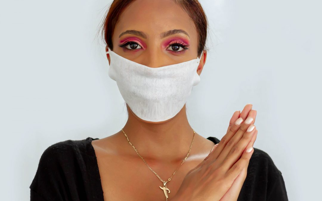 Top tips on wearing a face mask with hearing aids