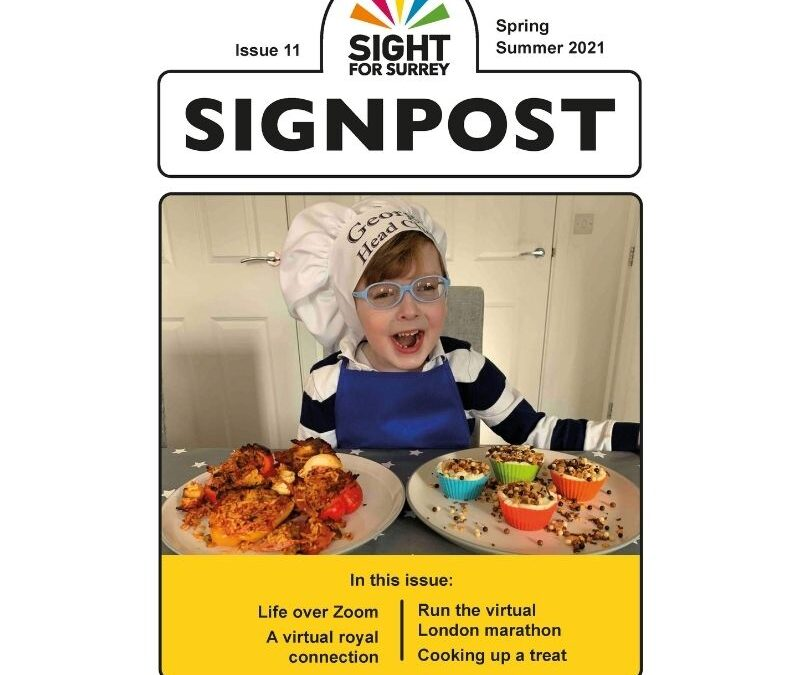 Signpost spring/summer out now!